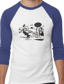 Pulp Fiction - Krazy Kat Men's Baseball ¾ T-Shirt