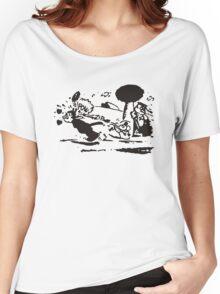 Pulp Fiction - Krazy Kat Women's Relaxed Fit T-Shirt
