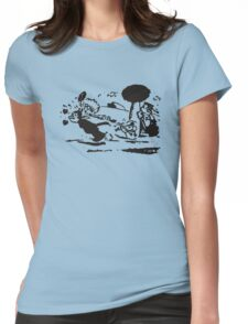 Pulp Fiction - Krazy Kat Womens Fitted T-Shirt