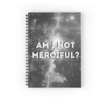 Illuminae - Am I Not Merciful Spiral Notebook