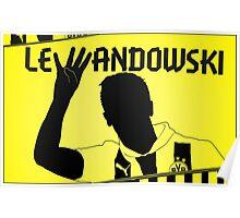 lewandowski Poster