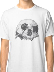 Skull optic illusion Classic T-Shirt