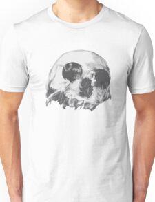 Skull optic illusion Unisex T-Shirt