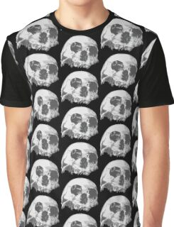 Skull optic illusion Graphic T-Shirt