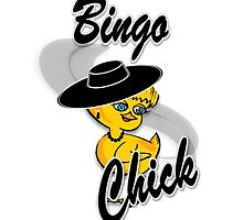 Bingo Chick #4 by CulturalView