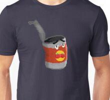 Trashed tin Pixel Unisex T-Shirt