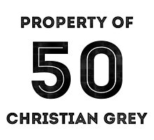 Property Of Christian Grey by 50collection