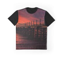 Bridge at Sunrise Graphic T-Shirt