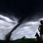 Tornado by Richard Eijkenbroek