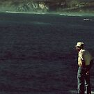 The old man and the sea by iamelmana
