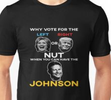 GARY JOHNSON Unisex T-Shirt