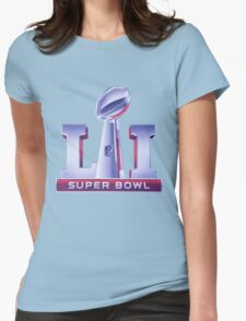 super bowl  Womens Fitted T-Shirt