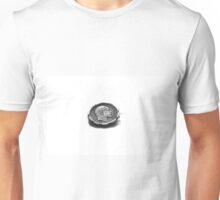 Old two shilling coin Unisex T-Shirt