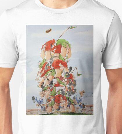 Sporting Prints- Injury Time Unisex T-Shirt