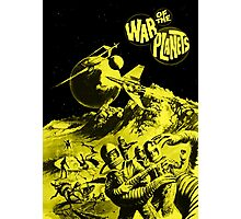 Cosmos: War of the Planets Photographic Print