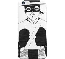 The Beard I Grow – Zorro iPhone Case/Skin