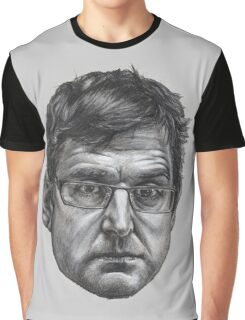 louis theroux Graphic T-Shirt