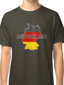 Vintage Classic Deutschland Germany Flag Country Classic T-Shirt