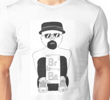 The Beard I Grow – Walther White Unisex T-Shirt