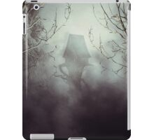 Spooky Witch House in Mist iPad Case/Skin