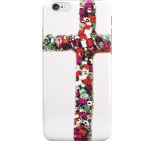 Colorful Cross of Faith iPhone Case/Skin