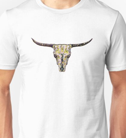 Longhorn Scull Unisex T-Shirt