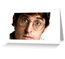 theroux Greeting Card