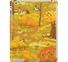 Autumn Forest Landscape iPad Case/Skin