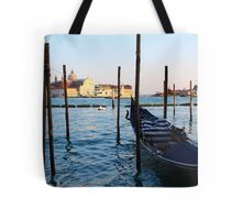 On the Waters of Venice Tote Bag