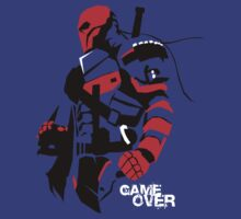 Deathstroke - Game Over by daydreamer87