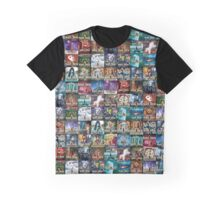 The Nancy Drew Collection (SPECIAL EDITION) All Over Print Graphic T-Shirt