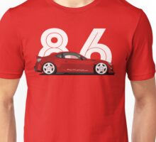 The slammed 86 Unisex T-Shirt