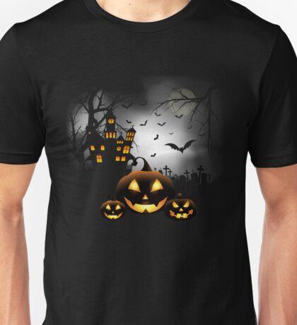 The Haunted House Unisex T-Shirt
