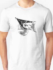 Flying squirrel, sugar glider. Unisex T-Shirt