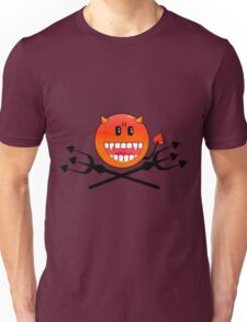 Devil Smiley VRS2 T-Shirt