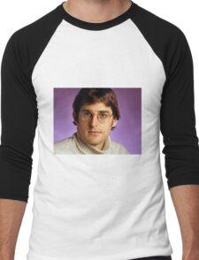 theroux Men's Baseball ¾ T-Shirt