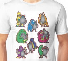 Robots Vs Dinosaurs!  Unisex T-Shirt