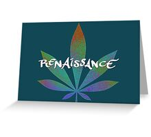 Hemp Renaissance Greeting Card