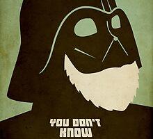 Beard Vader by BeardyGraphics