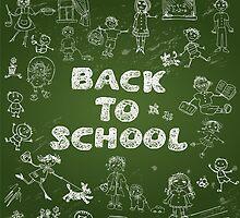BACK TO SCHOOL by lian2011