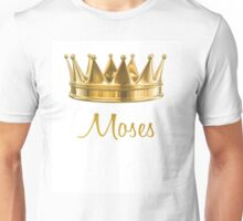 Moses Crown Personalized Unisex T-Shirt