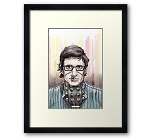 theroux Framed Print