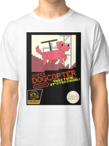 Super Dogcopter! Classic T-Shirt