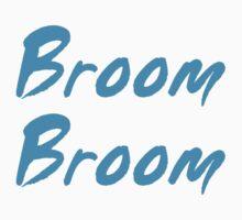 Broom Broom Kids Tee