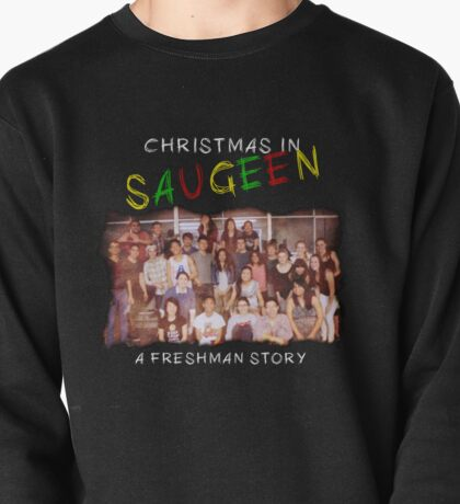 CHRISTMAS IN SAUGEEN - CREW (refresh) Pullover