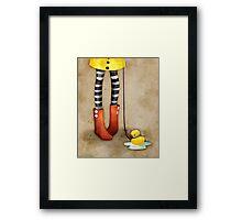 _rd Framed Print