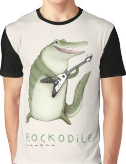 Rockodile Graphic T-Shirt