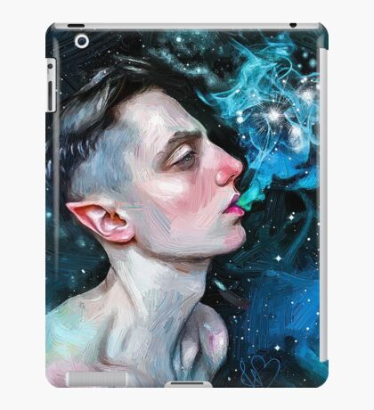 Night elf iPad Case/Skin