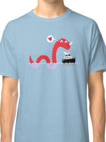 Love On The Open Seas Classic T-Shirt