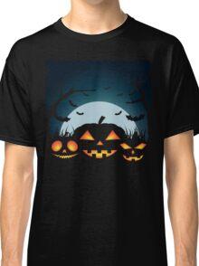 The Pumpkin Trio Classic T-Shirt